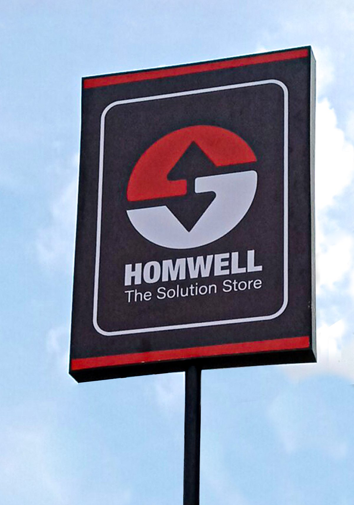 Homewell Polesign